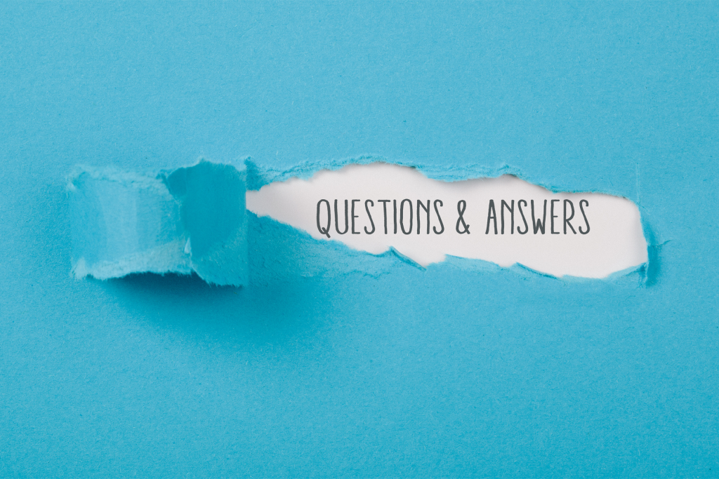 questions and answers image